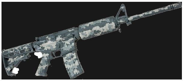 The El Dorado Rod & Gun Club, Inc  - Cal Armory AR-15 M4